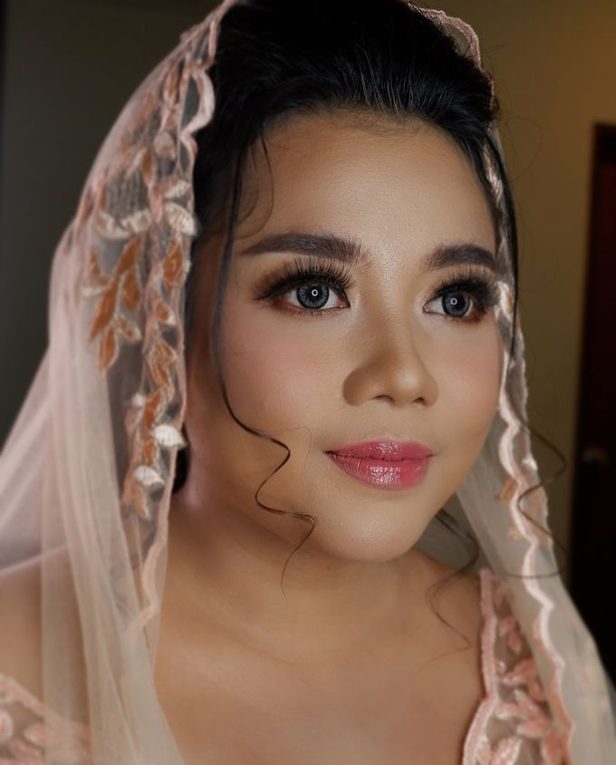 WEDDING, PREWEDDING & PARTY by CHERIS'H makeup artist - 037