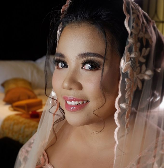 WEDDING, PREWEDDING & PARTY by CHERIS'H makeup artist - 033