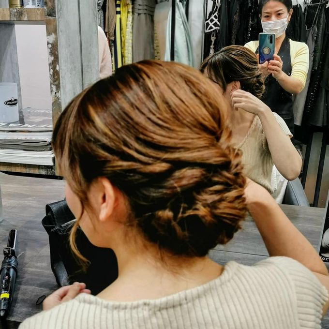 Hairstyling By Lili by Lili Makeup Specialist - 038