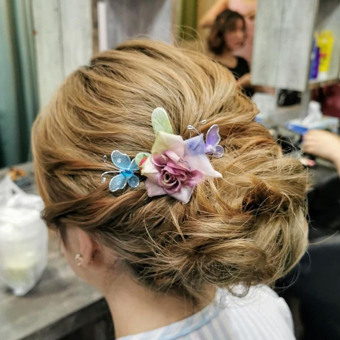 Hairstyling By Lili by Lili Makeup Specialist - 036