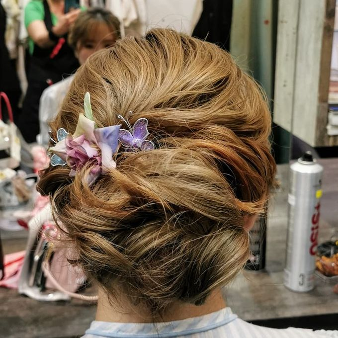 Hairstyling By Lili by Lili Makeup Specialist - 045