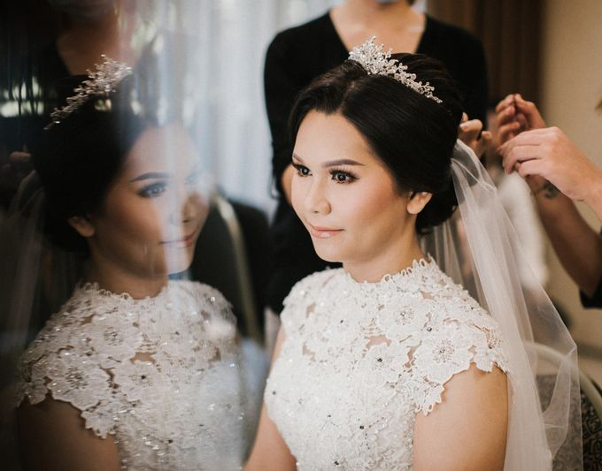 WEDDING, PREWEDDING & PARTY by CHERIS'H makeup artist - 040