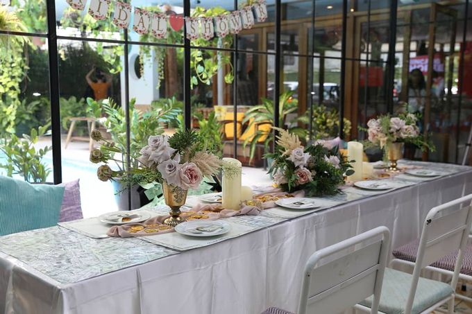 Million Dollars BRIDAL SHOWER by Erich Decoration - 005
