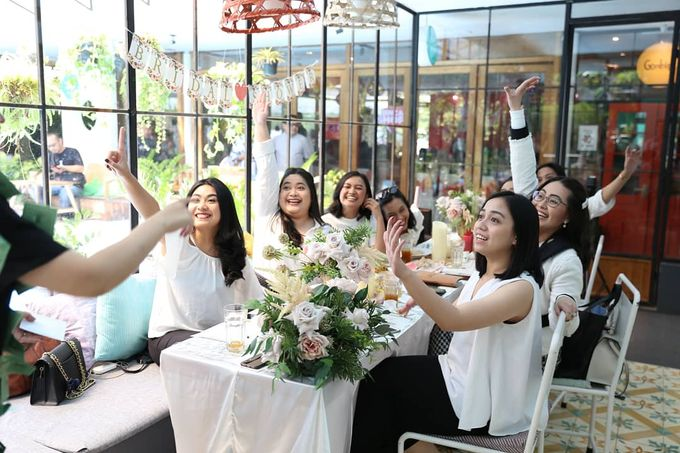 Million Dollars BRIDAL SHOWER by Erich Decoration - 014