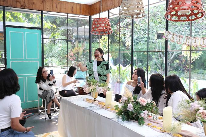 Million Dollars BRIDAL SHOWER by Erich Decoration - 011