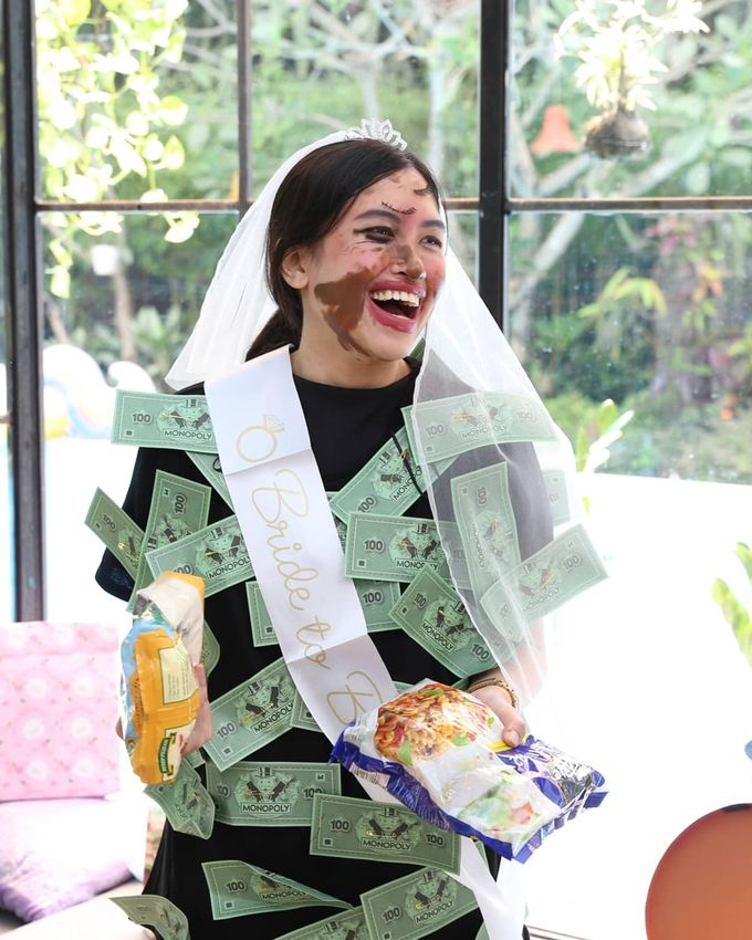 Million Dollars BRIDAL SHOWER by Erich Decoration - 002