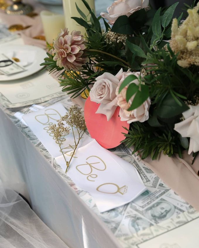Million Dollars BRIDAL SHOWER by Erich Decoration - 003