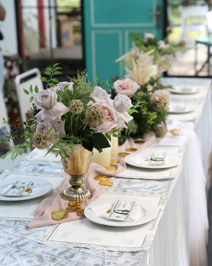 Million Dollars BRIDAL SHOWER by Erich Decoration - 007