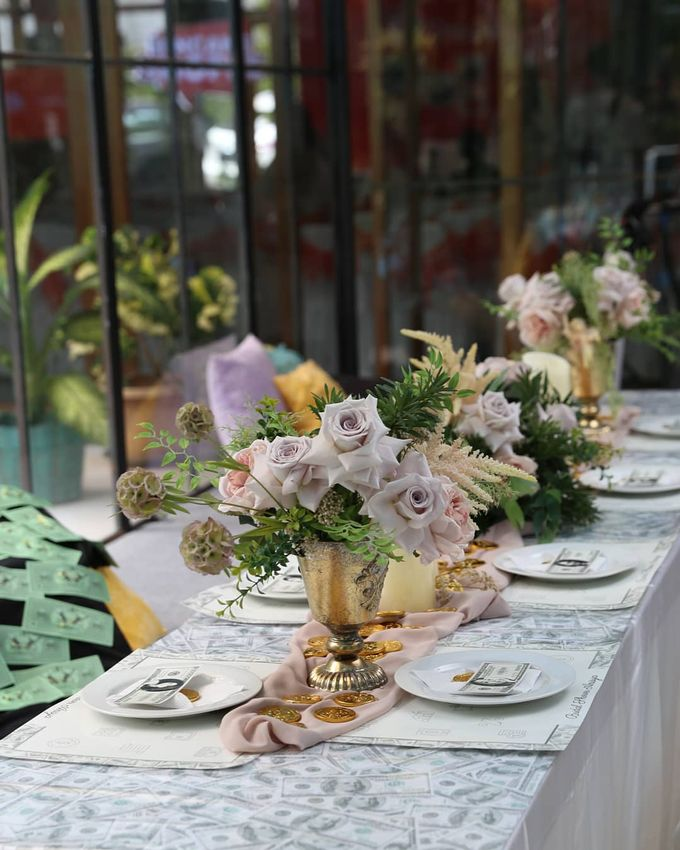 Million Dollars BRIDAL SHOWER by Erich Decoration - 010
