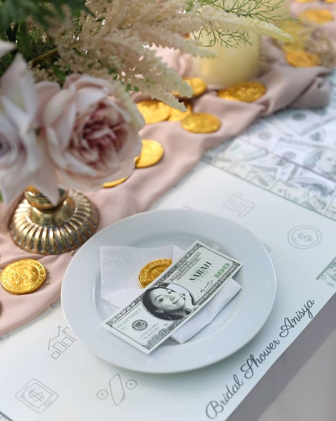 Million Dollars BRIDAL SHOWER by Erich Decoration - 008