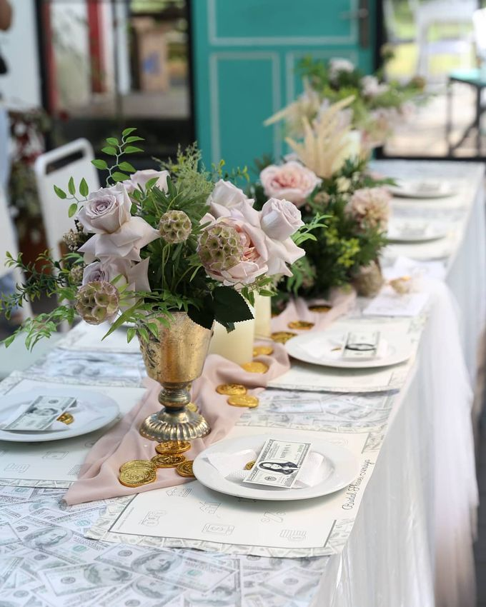 Million Dollars BRIDAL SHOWER by Erich Decoration - 004