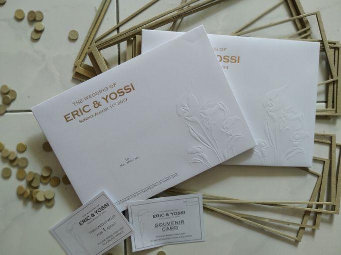 Eric & Yossi Wedding Invitation by JN Invitation - 004