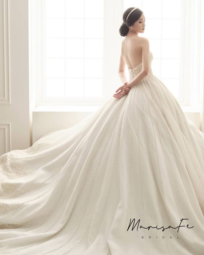 Gown Collections by MarisaFe Bridal - 009