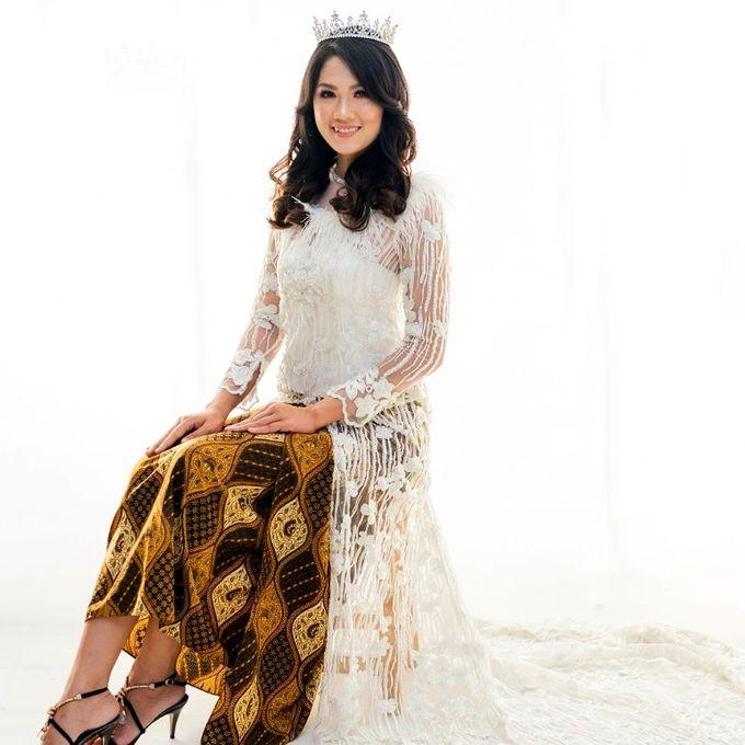 Gown & kebaya akad by Rosegold - 013