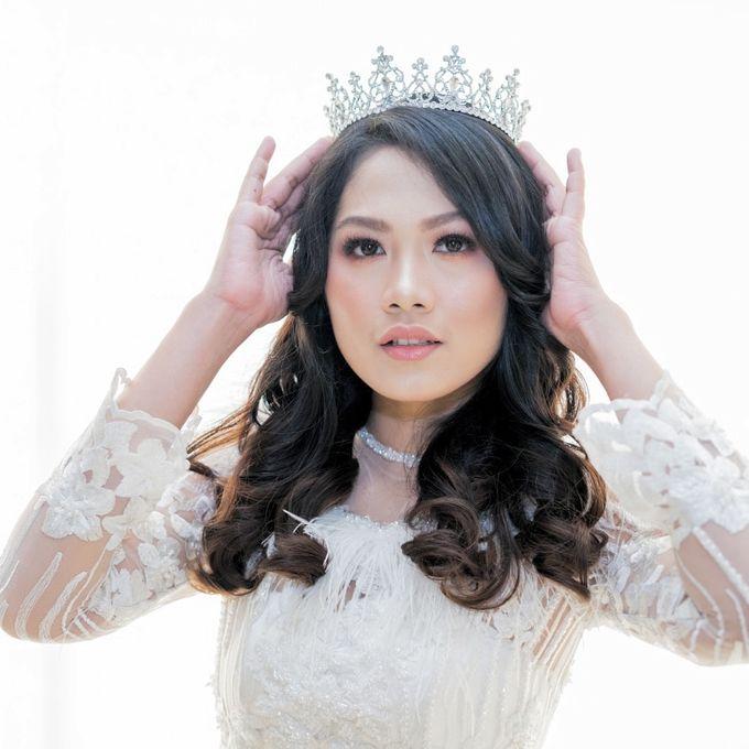 Gown & kebaya akad by Rosegold - 012