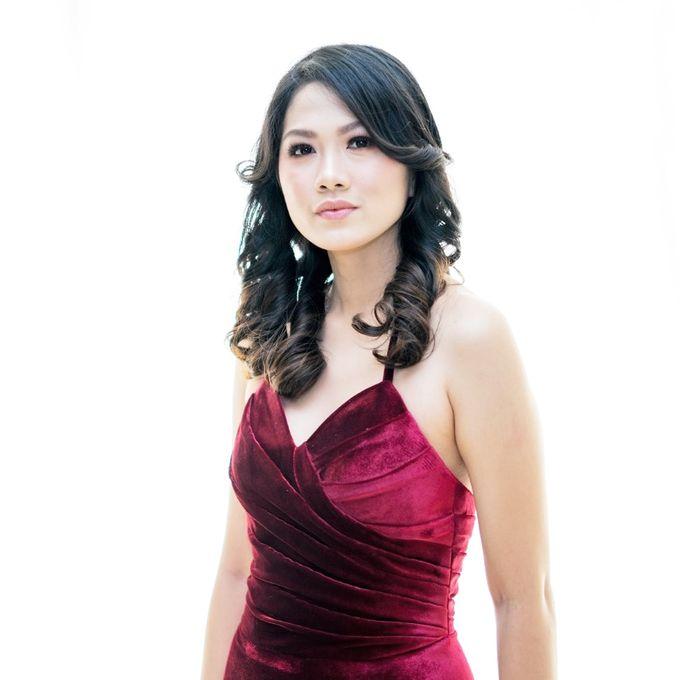 Gown & kebaya akad by Rosegold - 004