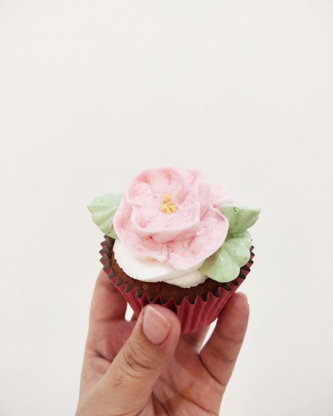 FLOWER CUPCAKE by Cakesatasa - 004