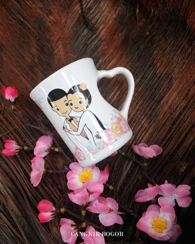 Wedding Heri&Juvita by Mug-App Wedding Souvenir - 003