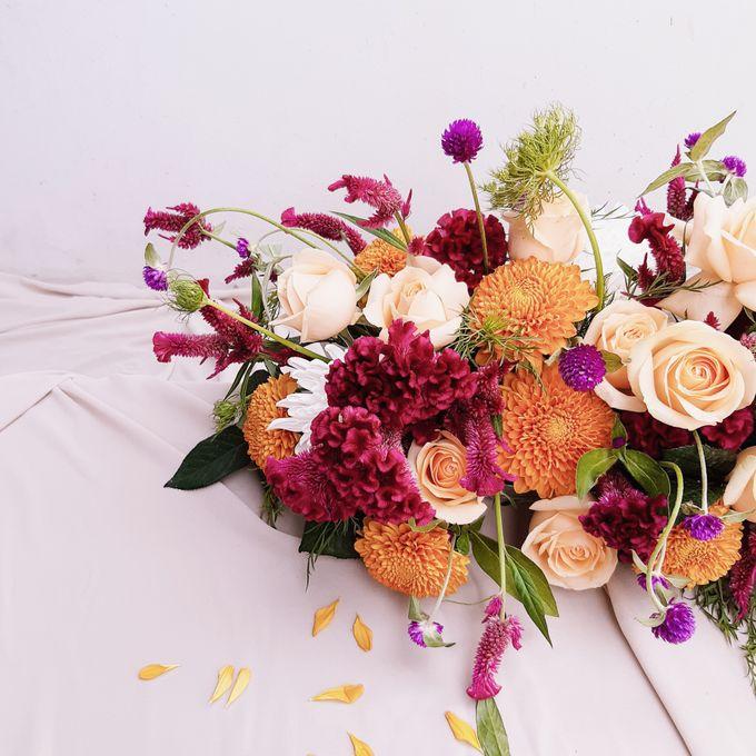 Vase Arrangement by Tiffany's Flower Room - 013