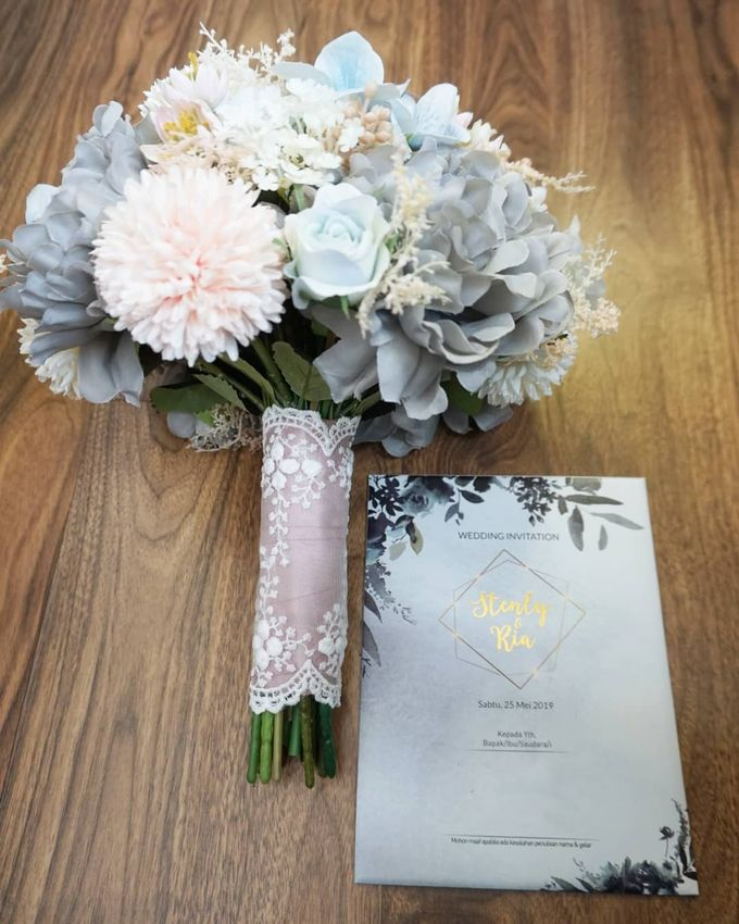 Stenly And Ria Wedding by DESPRO Organizer - 006