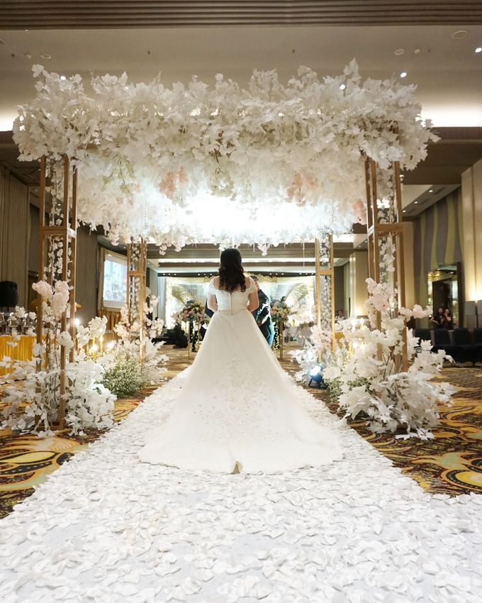Stenly And Ria Wedding by DESPRO Organizer - 013
