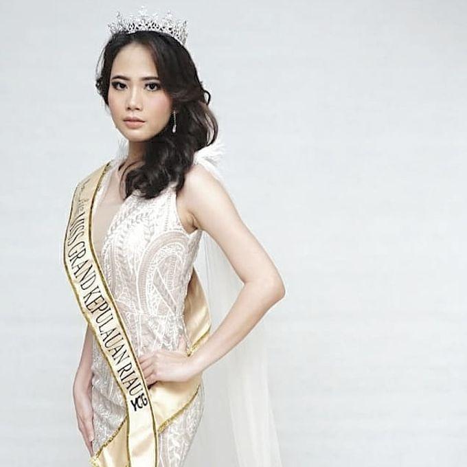 Gown & kebaya akad by Rosegold - 001