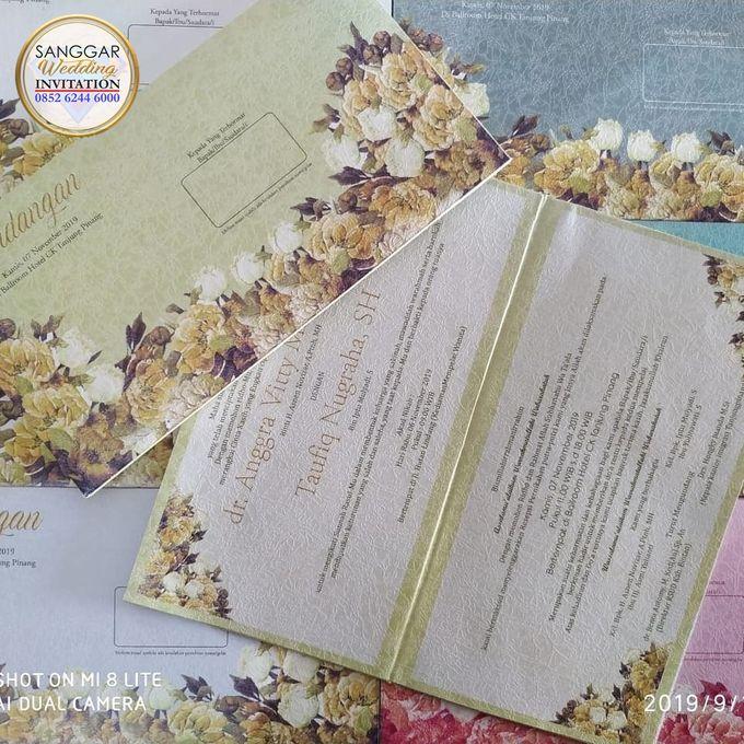 AYA & TAUFIQ (Neat Flory Luxury) by Sanggar Undangan - 002