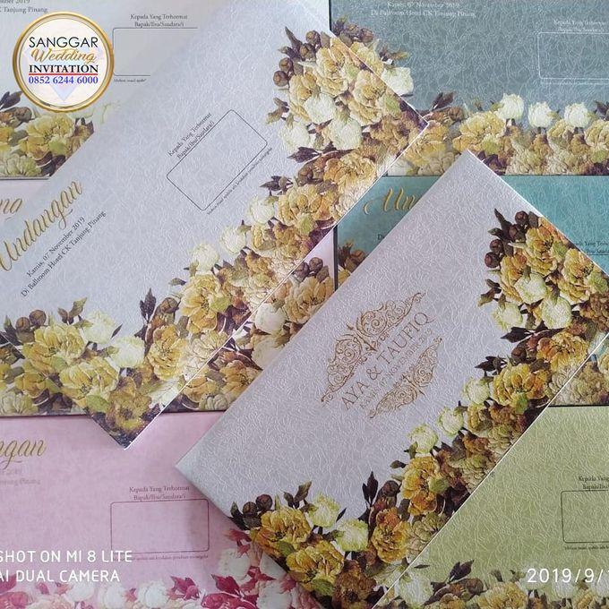 AYA & TAUFIQ (Neat Flory Luxury) by Sanggar Undangan - 003