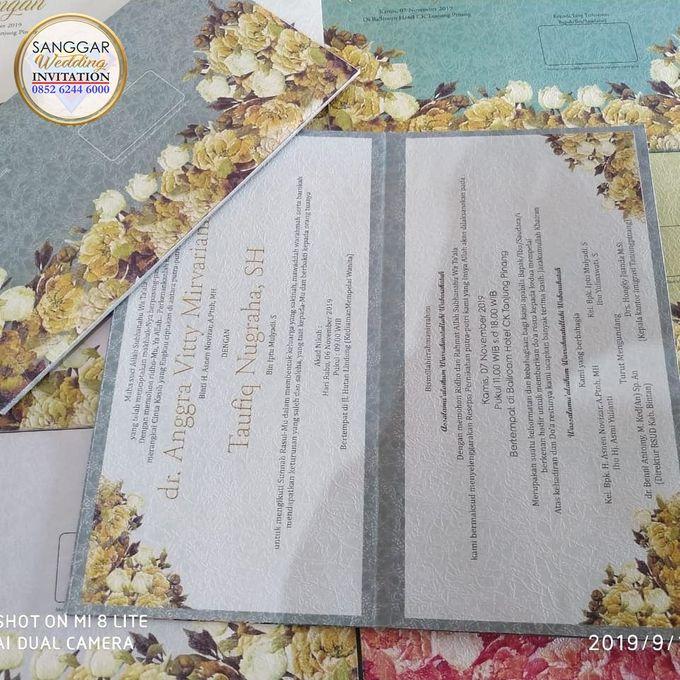 AYA & TAUFIQ (Neat Flory Luxury) by Sanggar Undangan - 004
