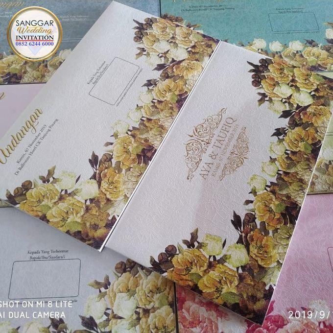 AYA & TAUFIQ (Neat Flory Luxury) by Sanggar Undangan - 008