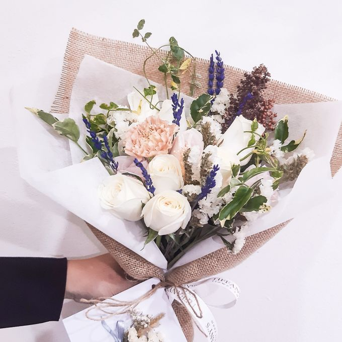 Gift Bouquet by Tiffany's Flower Room - 047