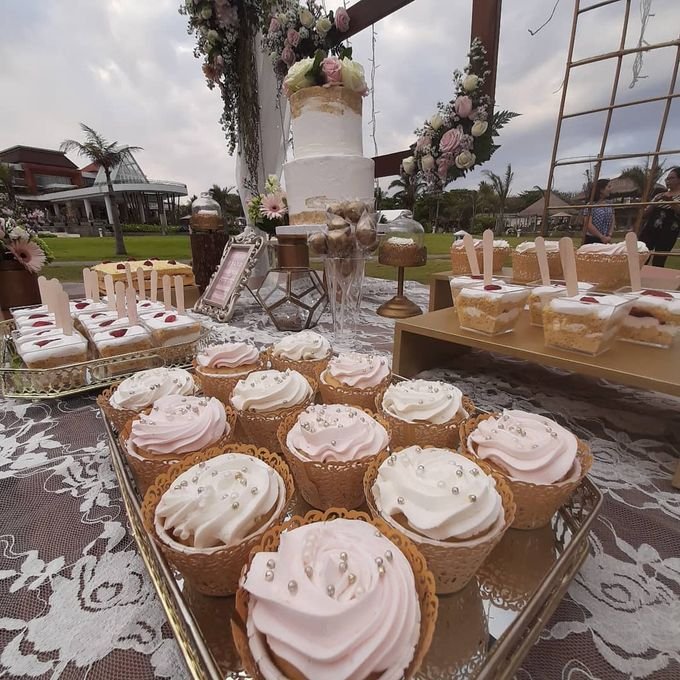 Wedding Cake & Sweet Corner by Moia Cake - 003