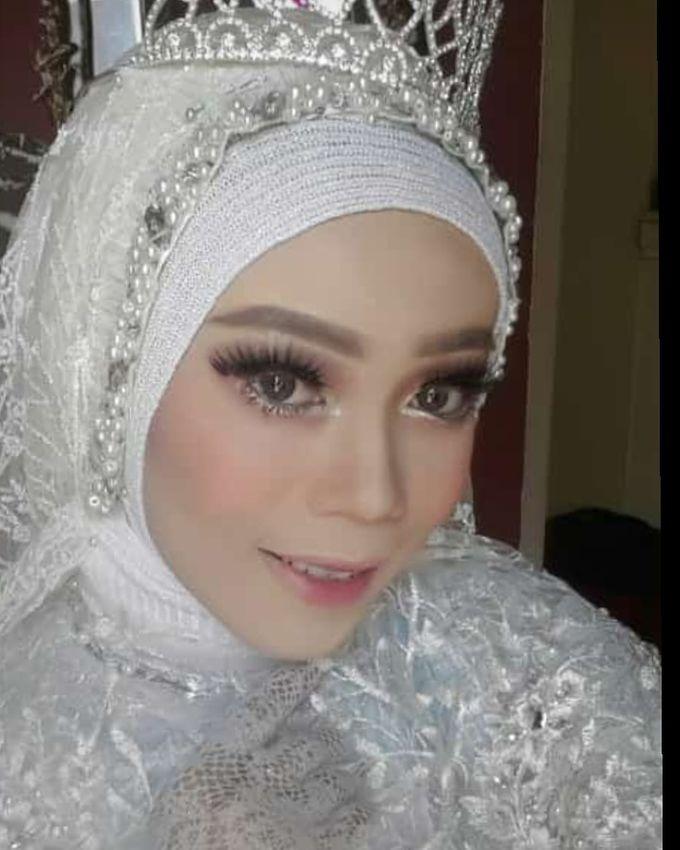 Wedding makeup by Cindy mozza - 004