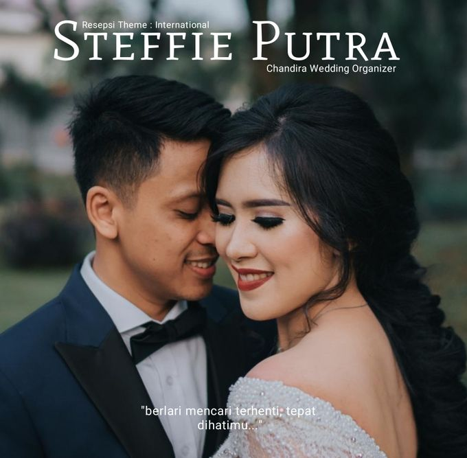 Steffie Putra Resepsi by Chandira Wedding Organizer - 012