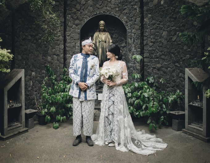 Iganz & Tenny Traditional Wedding by METTA FEBRIYAN bridal & couture - 005