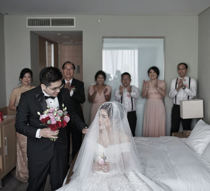 The Wedding of Yul and Stella by Imperial Photography - 002