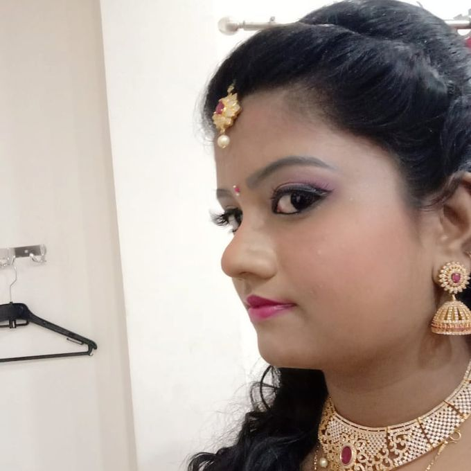 Bridal Make up by Anjalisri Makeover - 001