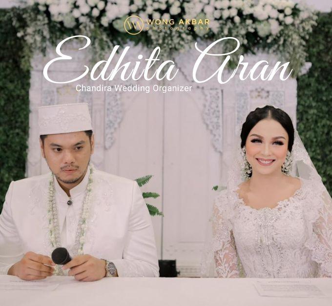 Edhita Aran Akad Nikah by Chandira Wedding Organizer - 029
