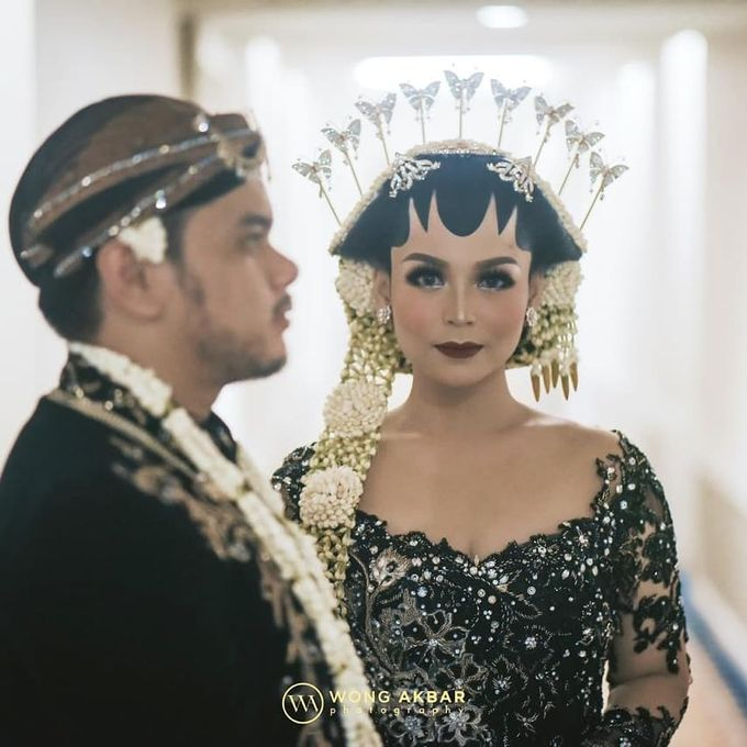 Edhita Aran Resepsi by Chandira Wedding Organizer - 002