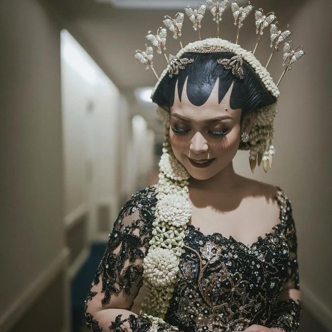 Edhita Aran Resepsi by Chandira Wedding Organizer - 003