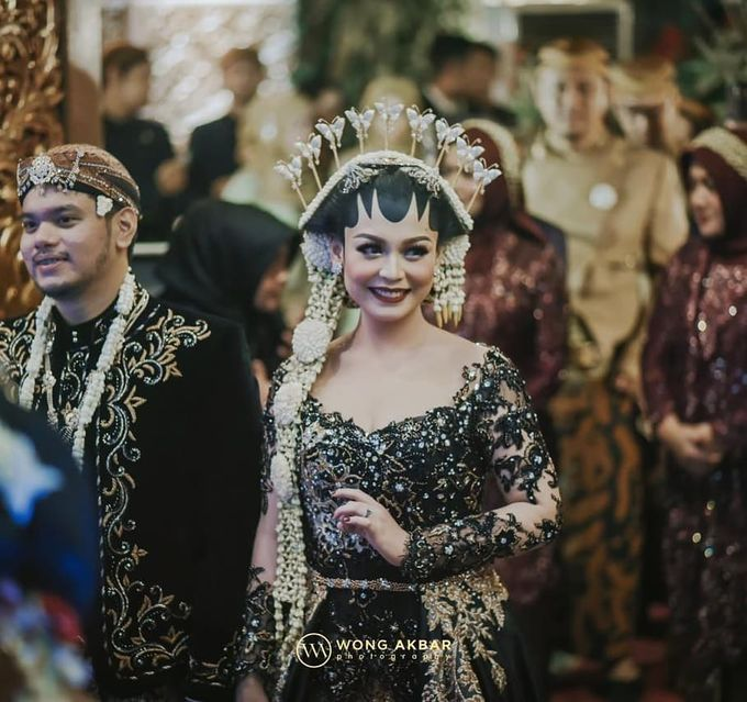 Edhita Aran Resepsi by Chandira Wedding Organizer - 009
