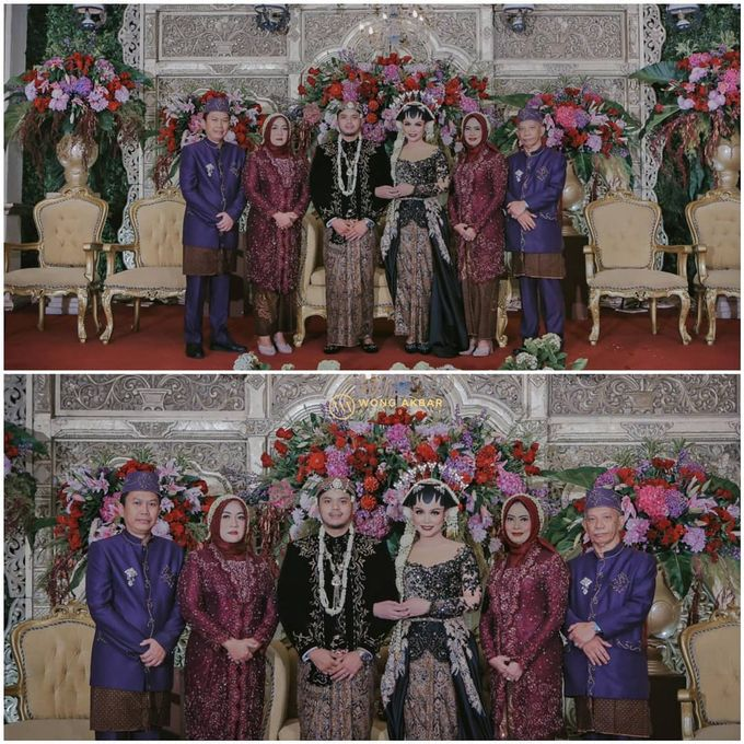 Edhita Aran Resepsi by Chandira Wedding Organizer - 005