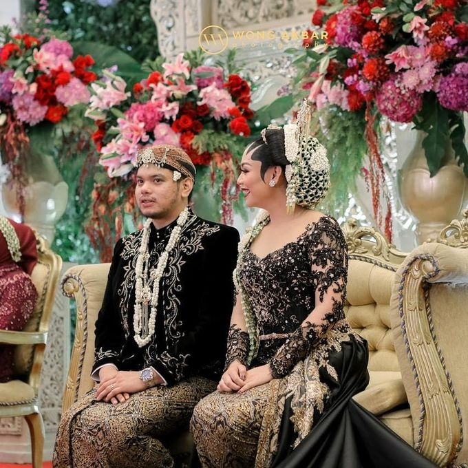 Edhita Aran Resepsi by Chandira Wedding Organizer - 007