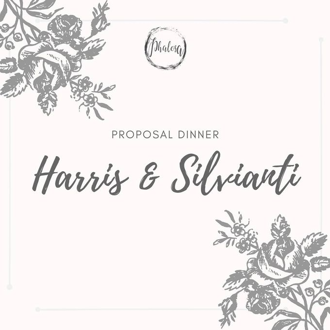 Harris & Silvia Proposal Day Decoration by Phalosa Event Decoration & Table Setting - 006