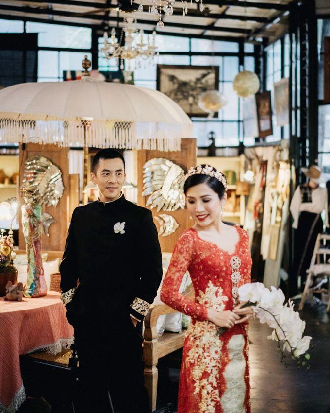 The Wedding Of Ezra & Bosco by FIVE Seasons WO - 008
