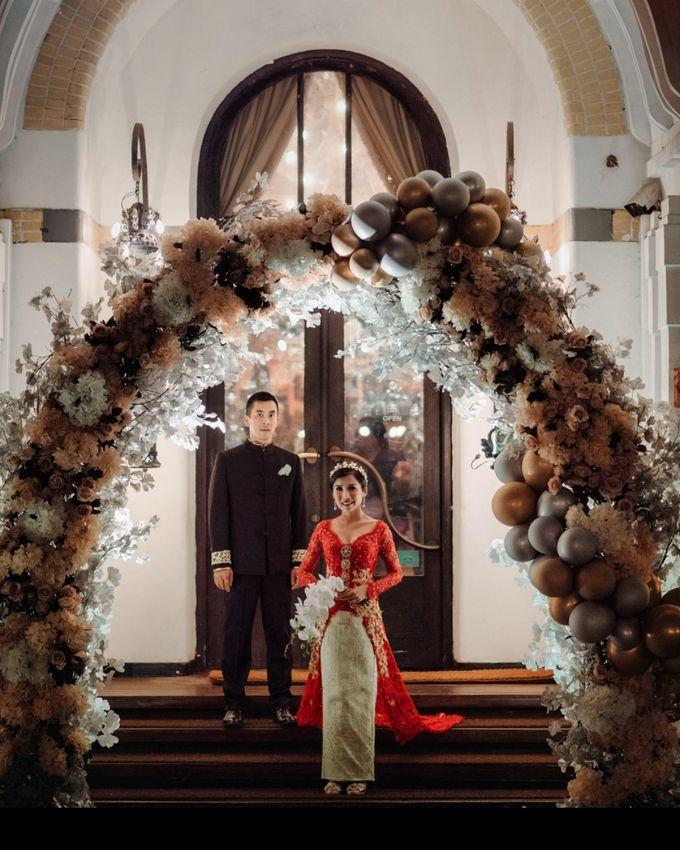 The Wedding Of Ezra & Bosco by FIVE Seasons WO - 006