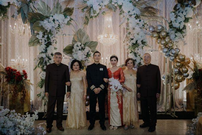 The Wedding Of Ezra & Bosco by FIVE Seasons WO - 001
