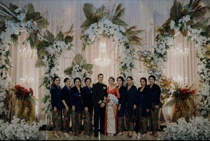 The Wedding Of Ezra & Bosco by FIVE Seasons WO - 003