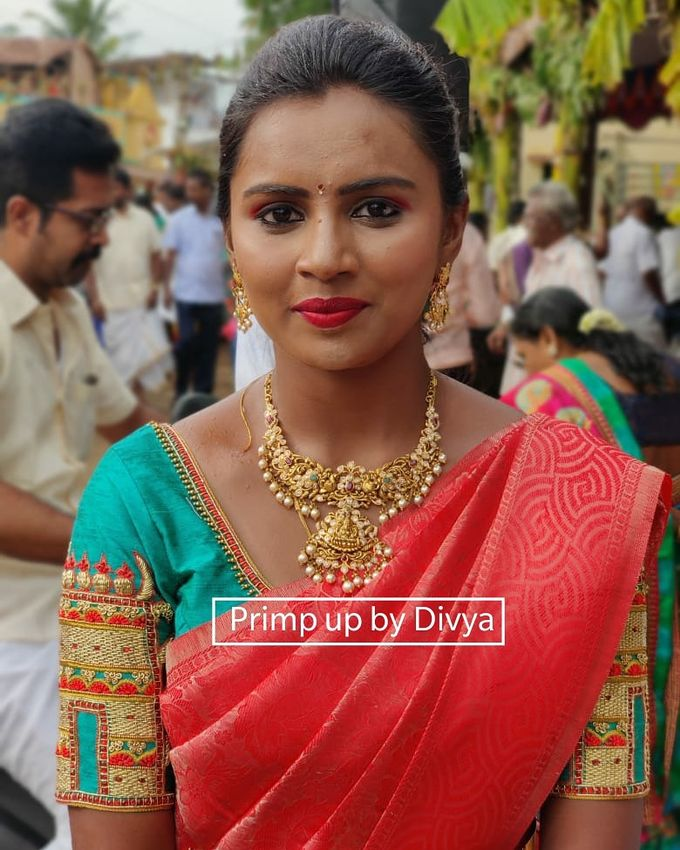 Makeup by Primp Up by Divya - 011