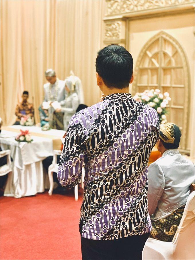 Ayu & Turas Wedding by HENRY BRILLIANTO - 003
